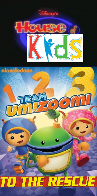 The Disney's House of Kids Movie - Team Umizoomi To The Rescue
