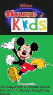 Disney's House of Kids - The Baby-Sitters Clubhouse Special Edition Vol.7 Mickey's Baby-Sitting Service