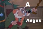 Angus MacBadger