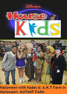 Disney's House of Kids - Halloween with Hades 6- A.N.T Farm In Halloween MUTANT FARM