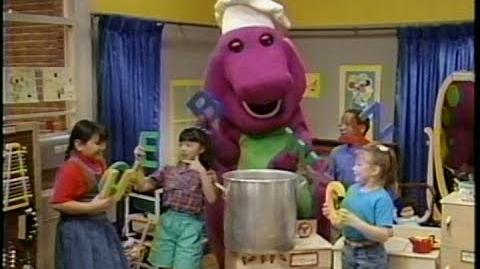 Barney & Friends Alphabet Soup! (Season 1, Episode 13)