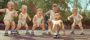 Evian-Roller-Babies-international-version