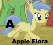 Apple Flora