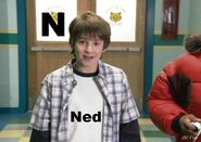 Ned (from Ned's Declassified)