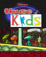 Disney's House of Kids - The Friendship Club Platinum Edition Volume 16- Dinosaur Troodon Train Day