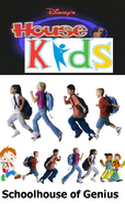 Disney's House of Kids - Schoolhouse of Genius 1