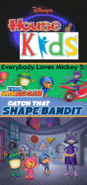 Disney's House of Kids - Everybody Loves Mickey 5- Team Umizoomi Catch That Shape Bandit