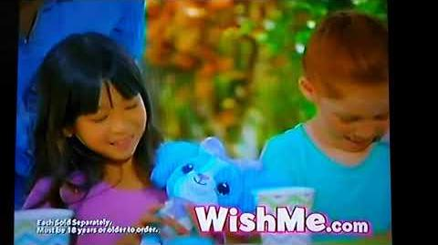 Wish Me Ad and Shimmeez Ad