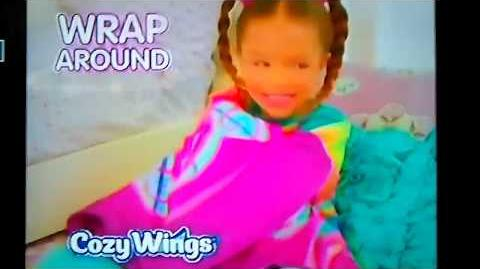 Cozy Wings Ad