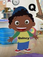 Quincy (from Little Einsteins)