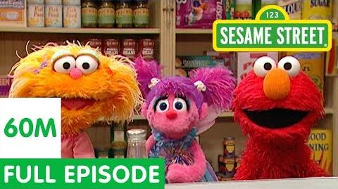 Elmo and Zoe Play The Letter P Game Sesame Street Full Episode