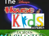 Disney's House of Kids - Dora's Enchanted Forest Adventures