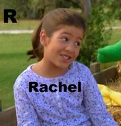 Rachel (from Barney and Friends)