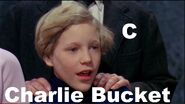 Charlie Bucket (from Willy Wonka & The Chocolate Factory)