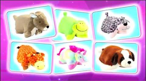 Pillow Pets® Commercial 2012