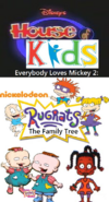 Disney's House of Kids - Everybody Loves Mickey 2- The Rugrats Family Tree