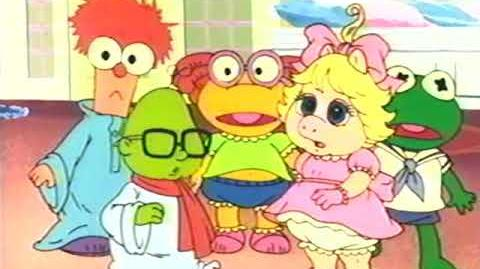 The Muppet Babies Yes, I Can Help