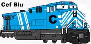 Cef Blu