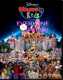 New Disney's House of Kids - Everyone Is Special