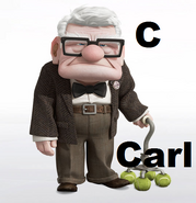 Carl Fredericksen