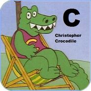 Christopher Crocodile