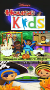 Disney's House of Kids - Halloween with Hades 9- Diego & Team Umizoomi's Halloween Night
