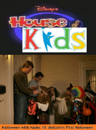 Disney's House of Kids - Halloween with Hades 10- Malcolm's First Halloween