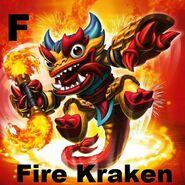 Fire Kraken