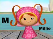 Millie (from Team Umizoomi)