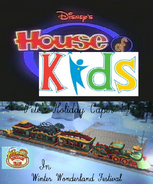 Disney's House of Kids - Pete's Holiday Caper 11- Dinosaur Train In Winter Wonderland Festival