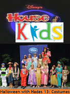 Disney's House of Kids - Halloween with Hades 13- Costumes