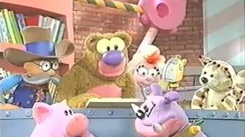 The Crayon Box - Three Little Piggies - YTV Jr. - 1998