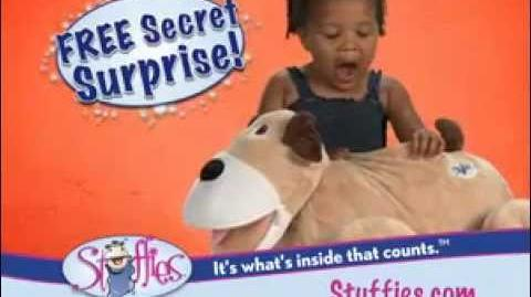 Stuffies® TV Commercial