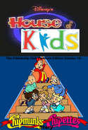 Disney's House of Kids - The Friendship Club Platinum Edition Volume 10- The Chipmunks & Chipettes Story
