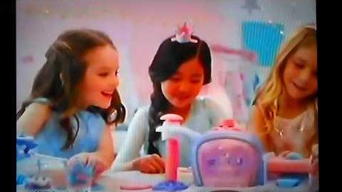 Twinkle Clay and Twinkle Toes from Skechers Ad