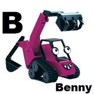 Benny (from Bob The Builder)