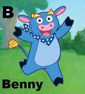 Benny The Bull