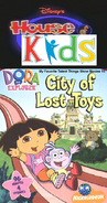 Disney's House of Kids - My Favorite Talent Things Show Movies 15- Dora The Explorer City of Lost Toys