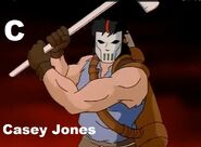 Casey Jones (from Teenage Mutant Ninja Turtles)