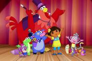 Dora's Rainforest Talent Show