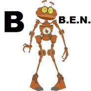 B.E.N.