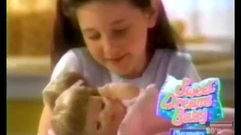 Sweet Dreams Baby Commercial 1997