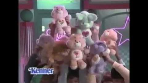 "Kid80s.com Care Bears ""Care Bearer"" Commercial from the 80s"