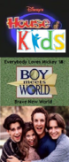 Disney's House of Kids - Everybody Loves Mickey 18- Boy Meets World Brave in New World
