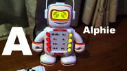 Alphie The Robot