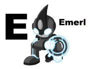 Emerl (from Tron Legacy Form)