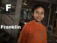 Franklin (from My Wife & Kids)