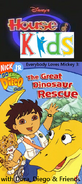 Disney's House of Kids - Everybody Loves Mickey 3- The Great Dinosaur Rescue with Dora, Diego & Friends