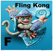 Fling Kong