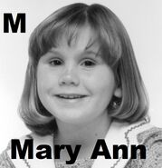 Mary Ann (from The Little Rascals)